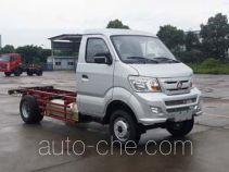 Sinotruk CDW Wangpai CDW1030N1M5QD dual-fuel truck chassis