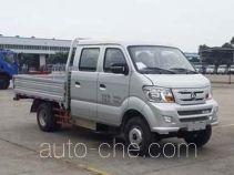 王牌牌CDW1030S1M5QD型两用燃料载货汽车