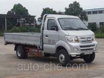Sinotruk CDW Wangpai CDW1031N2M5D dual-fuel cargo truck