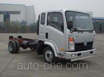 王牌牌CDW2040HA1P4型越野载货汽车底盘