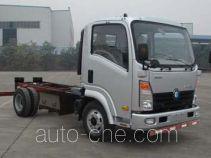 Sinotruk CDW Wangpai CDW1060H1REV electric truck chassis