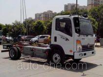 Sinotruk CDW Wangpai CDW1070H2PEV electric truck chassis
