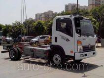 王牌牌CDW1070H3PEV型纯电动载货汽车底盘