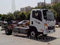 Sinotruk CDW Wangpai CDW1070H3PEV electric truck chassis