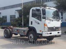 Sinotruk CDW Wangpai CDW1100H1QEV electric truck chassis