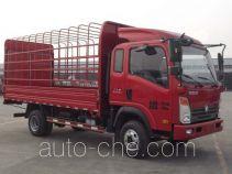 王牌牌CDW2040CCYHA1R4型越野仓栅式运输车