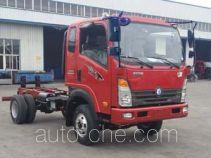 王牌牌CDW2040HA1R4型越野载货汽车底盘