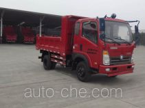 王牌牌CDW2043HA2P4型越野自卸汽车