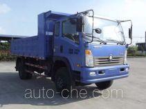 王牌牌CDW3121A2R4型自卸汽车