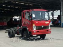 Sinotruk CDW Wangpai CDW3160A1R4 dump truck chassis