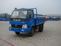 Sinotruk CDW Wangpai CDW4010D2A2 low-speed dump truck