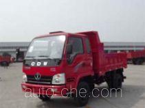 Sinotruk CDW Wangpai CDW4010PD1A2 low-speed dump truck