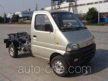 Sinotruk CDW Wangpai CDW5020ZXX detachable body garbage truck