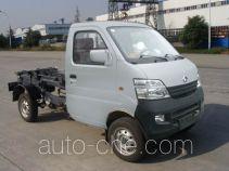 Sinotruk CDW Wangpai CDW5021ZXX detachable body garbage truck