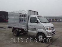 Sinotruk CDW Wangpai CDW5030CCYN3M4 грузовик с решетчатым тент-каркасом