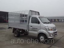 Sinotruk CDW Wangpai CDW5030CCYN1M4 грузовик с решетчатым тент-каркасом