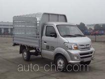 Sinotruk CDW Wangpai CDW5030CCYN3M5 грузовик с решетчатым тент-каркасом