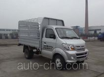 Sinotruk CDW Wangpai CDW5030CCYN2M4 грузовик с решетчатым тент-каркасом