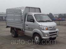 Sinotruk CDW Wangpai CDW5030CCYN4M5D грузовик с решетчатым тент-каркасом