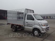Sinotruk CDW Wangpai CDW5030CCYN5M4 грузовик с решетчатым тент-каркасом