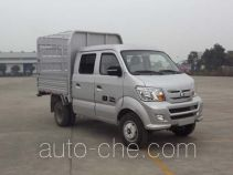 Sinotruk CDW Wangpai CDW5030CCYS4M5 грузовик с решетчатым тент-каркасом