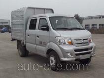 Sinotruk CDW Wangpai CDW5030CCYS4M5D грузовик с решетчатым тент-каркасом