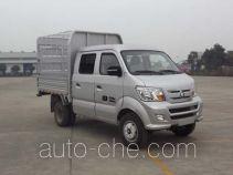 Sinotruk CDW Wangpai CDW5030CCYS5M4 грузовик с решетчатым тент-каркасом