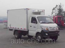 王牌牌CDW5030XLCN1M4型冷藏车