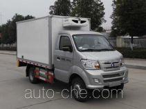 王牌牌CDW5030XLCN2M5D型冷藏车