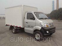 Sinotruk CDW Wangpai CDW5030XXYN1M5 box van truck