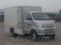 王牌牌CDW5030XXYN3MEV型纯电动厢式运输车