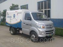 王牌牌CDW5030ZLJEV型纯电动自卸式垃圾车