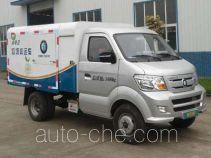 Sinotruk CDW Wangpai CDW5030ZLJEV2 electric garbage truck