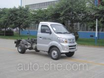 Sinotruk CDW Wangpai CDW5030ZXXN1M4 detachable body garbage truck