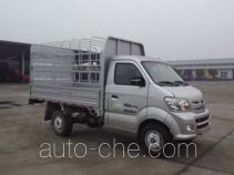 Sinotruk CDW Wangpai CDW5031CCYN1M5Q грузовик с решетчатым тент-каркасом