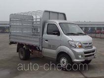 Sinotruk CDW Wangpai CDW5031CCYN1M5QD грузовик с решетчатым тент-каркасом