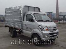 Sinotruk CDW Wangpai CDW5031CCYN4M5 грузовик с решетчатым тент-каркасом