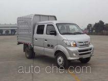 Sinotruk CDW Wangpai CDW5031CCYS2M5 грузовик с решетчатым тент-каркасом