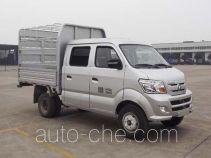 Sinotruk CDW Wangpai CDW5031CCYS4M5D грузовик с решетчатым тент-каркасом
