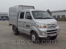 Sinotruk CDW Wangpai CDW5031CCYS2M5Q грузовик с решетчатым тент-каркасом