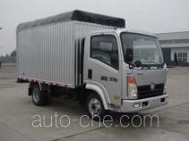 Sinotruk CDW Wangpai CDW5030CPYHA1P4 soft top box van truck