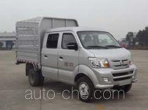 Sinotruk CDW Wangpai CDW5032CCYS2M5Q грузовик с решетчатым тент-каркасом