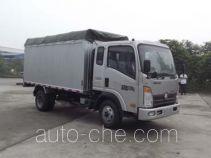 Sinotruk CDW Wangpai CDW5033CPYHA1P4 soft top box van truck