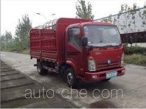Sinotruk CDW Wangpai CDW5040CCYHA1Q4 грузовик с решетчатым тент-каркасом