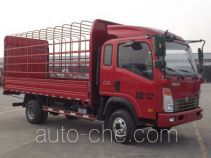 王牌牌CDW5040CCYHA3R5型仓栅式运输车