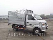 Sinotruk CDW Wangpai CDW5040CCYN1M4 грузовик с решетчатым тент-каркасом
