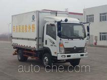 Sinotruk CDW Wangpai CDW5040XJXHA3Q4 автомобиль технического обслуживания