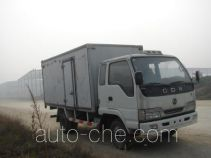 Sinotruk CDW Wangpai CDW5040XXYA1B3 box van truck