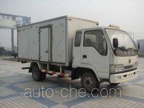 Sinotruk CDW Wangpai CDW5040XXYA2B3 box van truck