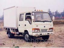 Sinotruk CDW Wangpai CDW5040XXYF box van truck